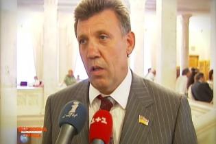Палиця розповів слідчим Генпрокуратури про сепаратизм Ківалова
