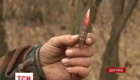 Боевики продолжают обстреливать восточную часть поселка Пески
