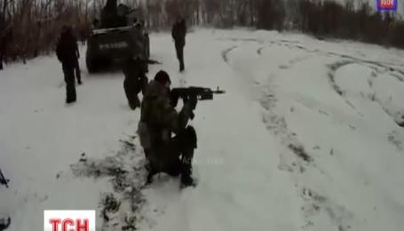 Партизаны Донбасса атакуют боевиков