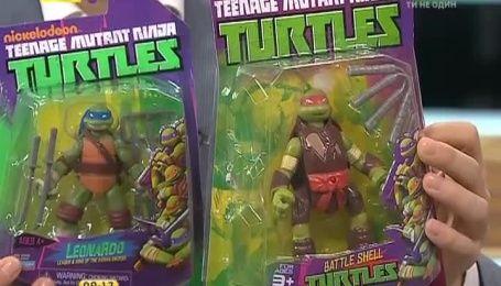 Перед Новим роком на полицях з'являються все більше неякісних іграшок