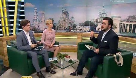 Руслан Сеничкин рассказал о потенциале украинской кухни