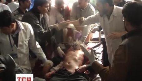 Кількість жертв нападу бойовиків на школу в Пакистані досягла 104 осіб, з них 84 - діти