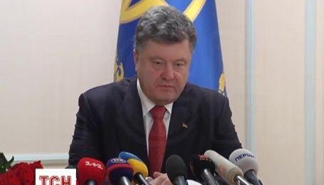 Порошенко считает Турчинова лучшей кандидатурой на должность секретаря СНБО