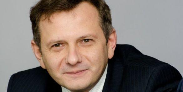 Економіст Олег Устенко