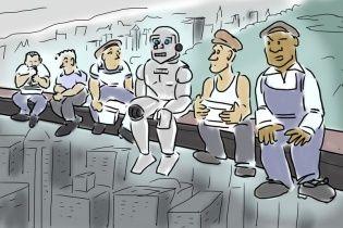 Вчені бояться, що штучний інтелект може стати небезпечнішим за ядерну зброю