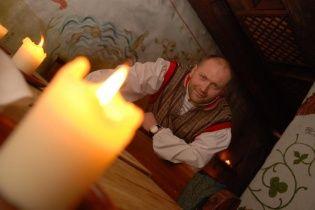 """Береза из """"Правого Сектора"""" пожелал евреям веселой Хануки"""
