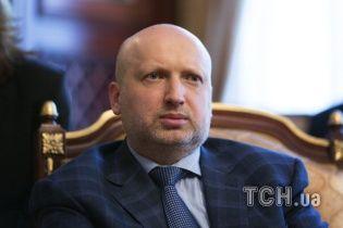 """Турчинов вимагає негайно розглянути питання щодо позбавлення ліцензії """"Інтера"""""""