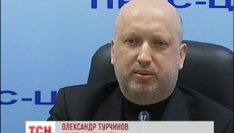 Війна закінчиться зі звільненням Донбасу і поверненням Криму – Турчинов
