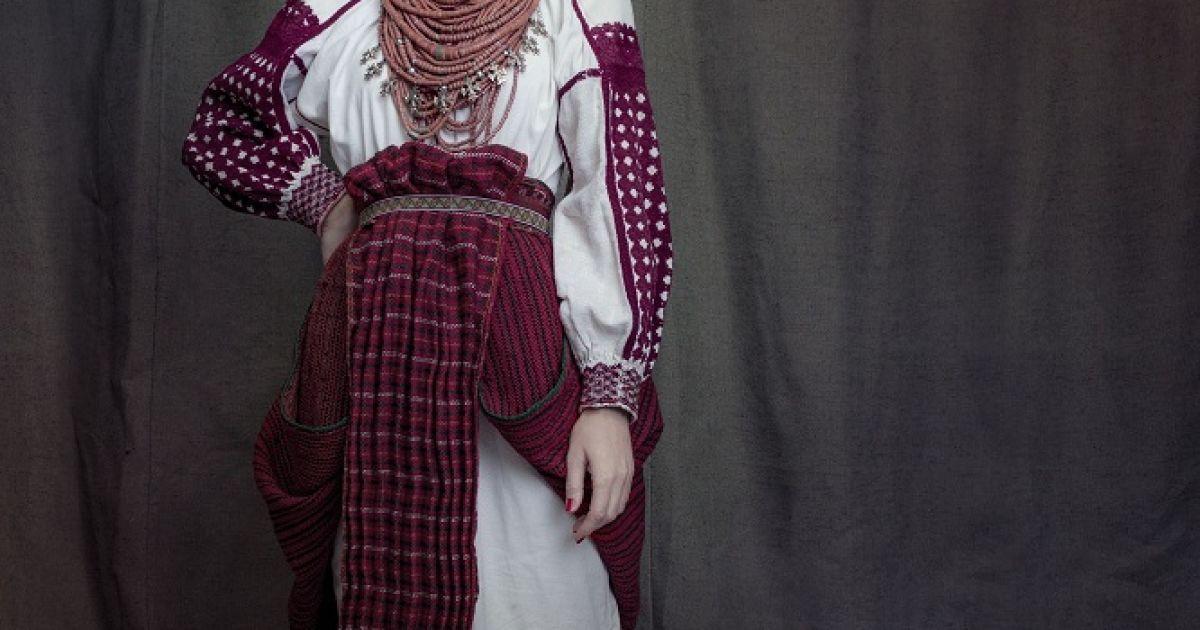 Українські красуні приміряли традиційні образи українок @ прес-служба