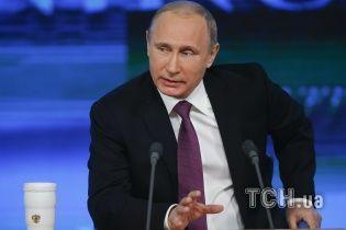 """Путин в """"консервах"""". Телеканал """"Дождь"""" показал, как снимают сюжеты о президенте"""