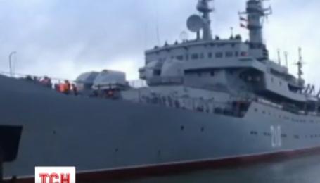 """Российские моряки не дождались """"Мистралей"""""""