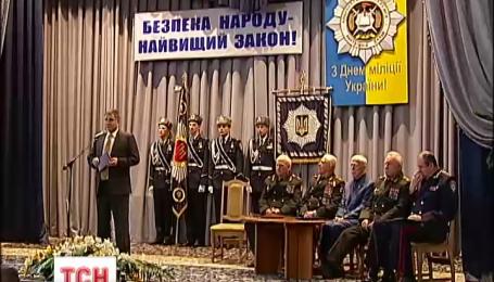 Аваков рассказал о перспективах реформирования милиции