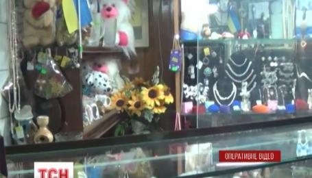 У Борисполі пограбували ювелірку на мільйон гривень