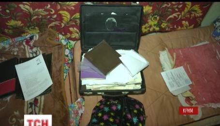 В Крыму вооруженные ФСБшники ворвались в дом крымского татарина Мустафы Ягьяева