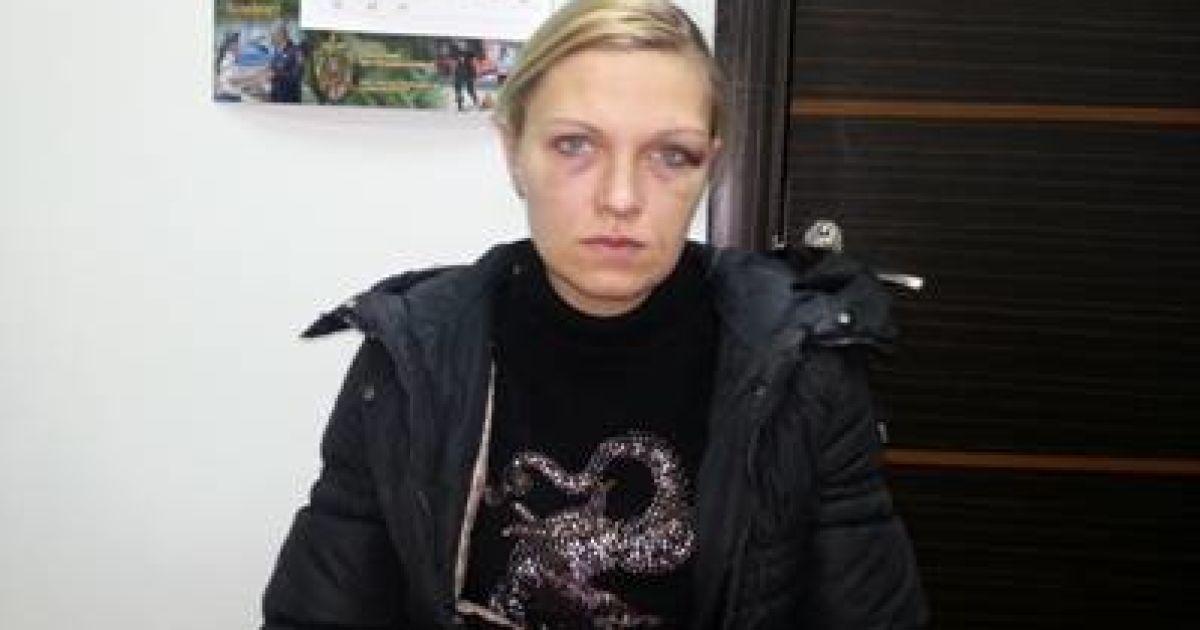 Диверсантка, которая готовила теракт в Киеве @ globalvoicesonline.org