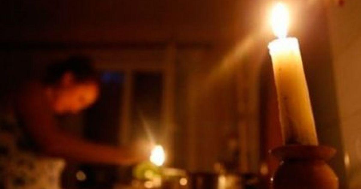 На Киевщине предупредили о предстоящих отключениях электроэнергии