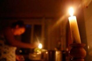 Кабмін вводить екстрені заходи в енергетиці - відключення світла також буде на окупованому Донбасі