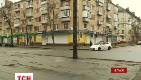 В Черкассах задержали мужчин, которые устроили стрельбу в ресторане