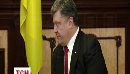 Порошенко і Лукашенко провели в Києві переговори