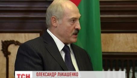 Лукашенко готовий сприяти продовженню мирних перемовин на своїй території