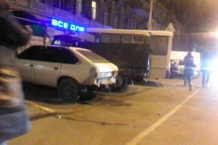 В центре Одессы прогремел взрыв