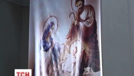 Українські римо-католики зустріли Різдво