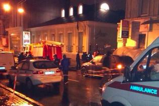 В Мережі з'явилося вражаюче відео наслідків потужного вибуху у Харкові