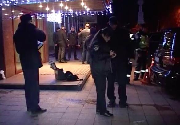 вибухівка у Києві пфд ногами нардепів