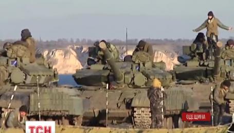 Масштабна спецоперація військ берегової оборони триває на Одещині