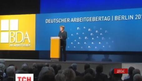 Газета Times назвала Меркель людиною року