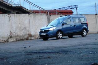 Тест-драйв Renault Dokker: Аскетичный работяга