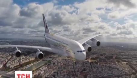 Арабська авіакомпанія запускає 5-зірковий літак