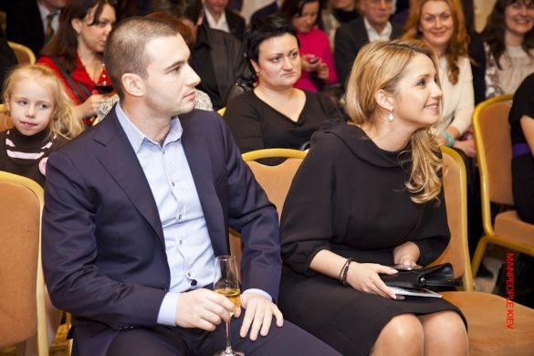 Перша поява Євгенії Тимошенко та Артура Чечоткіна разом_6