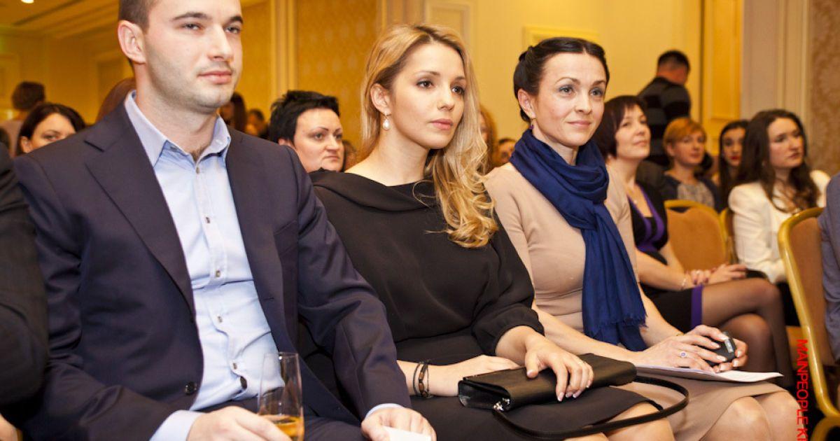 Вперше Тимошенко та Чечоткін з'явились разом на офіційному заході за два роки до весілля @ Военный паритет
