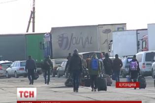 У Порошенко уточнили правила пересечения границы с Крымом