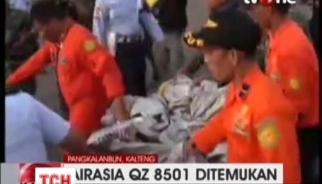 В Яванському морі знайдено більше сорока тіл-жертв авіакатастрофи малайзійського лайнера