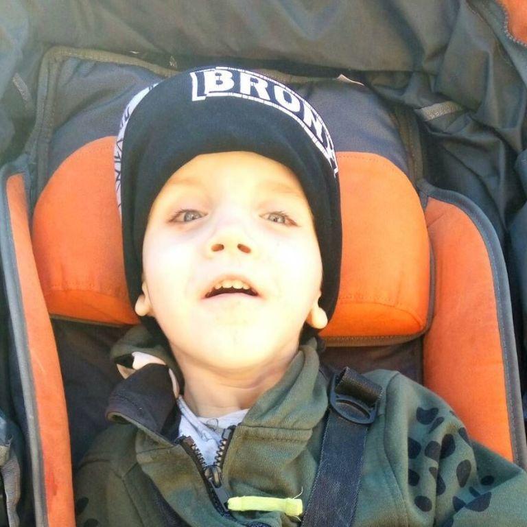 О помощи в лечении сына Гордея просит его семья