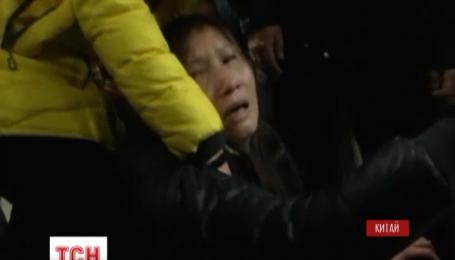 У новорічній тисняві у Шанхаї загинуло 36 людей