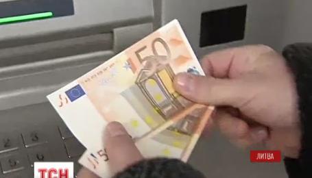 Литва відмовилася від національної валюти на користь євро