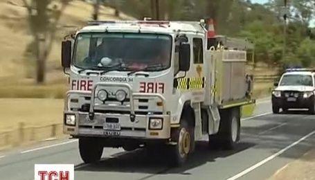 У Австралії вирують масштабні пожежі