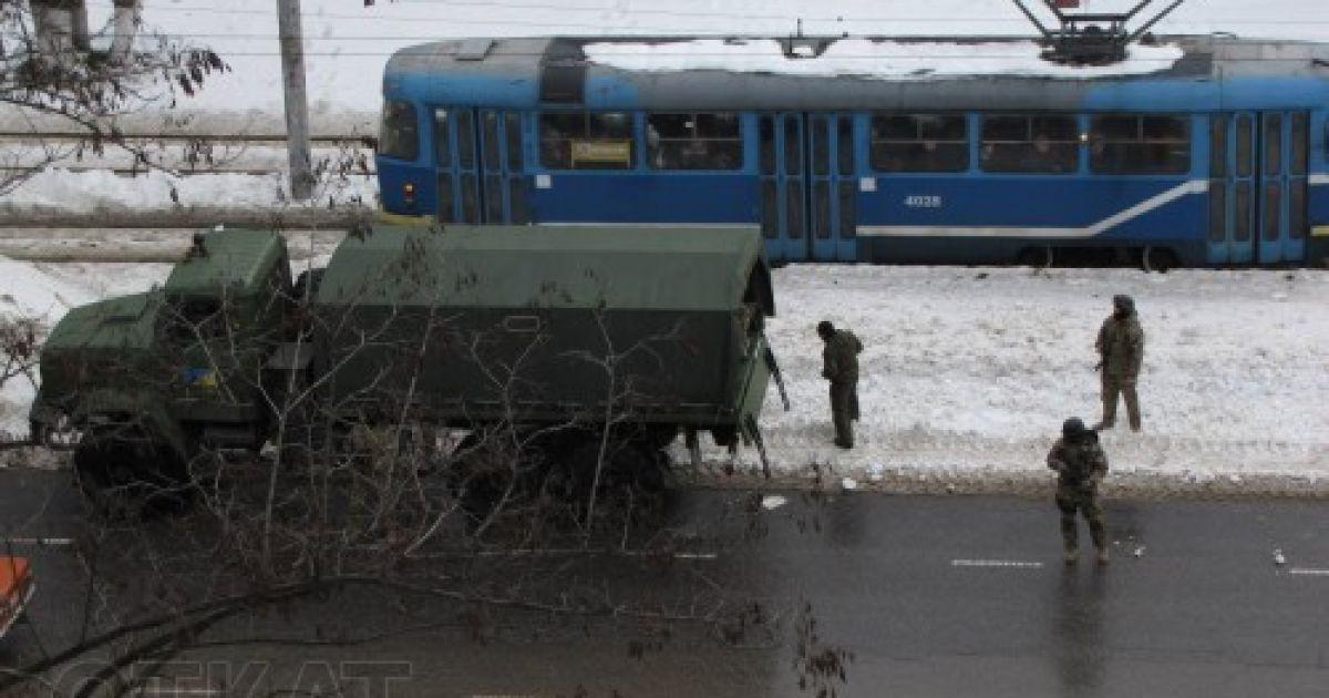 Одессу будут патрулировать гвардейцы @ otkat.od.ua