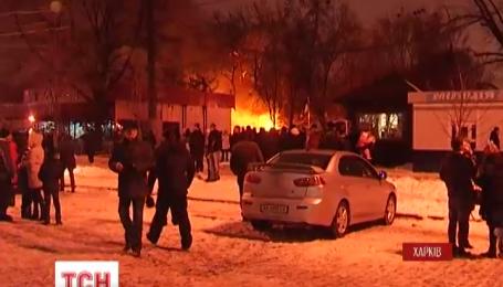 Взрыв в Харькове не будут рассматривать как теракт