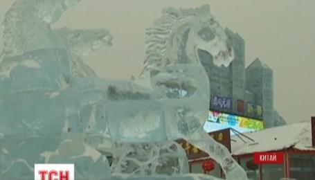 Фестиваль снега и льда пройдет в Китае