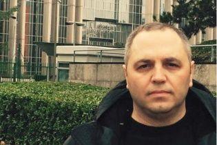"""Портнов передав новорічний привіт """"хунтятам"""" на тлі штаб-квартири Інтерполу"""