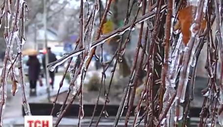 На Рождество в Украине ударят морозы
