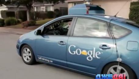 Беспилотники Google будут превышать скорость на дорогах