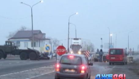 В марте 2014 Крым отгородили от Украины блокпостами