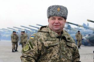 Україна відвела все важке озброєння та техніку від лінії зіткнення в зоні АТО - Полторак