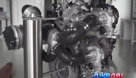 В Швеции создали самый мощный в мире двигатель