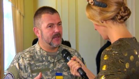Юрій Береза пообіцяв дружині не влаштовувати бійки в парламенті
